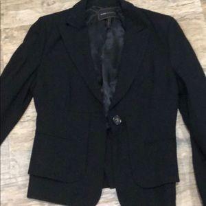 BCBG blazer in black